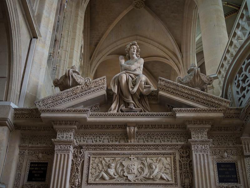 St. Etienne Du Mont, Paris.