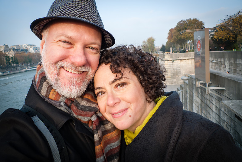 That time in Paris when we got engaged | November 2012