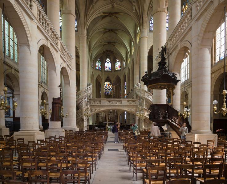 St. Etienne Du Mont, Paris