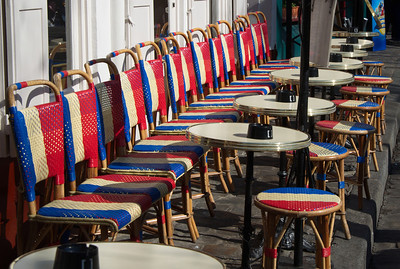 Place du Tertre, Montmatre, Paris
