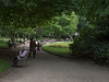 Luxembourg Gardens, Paris.