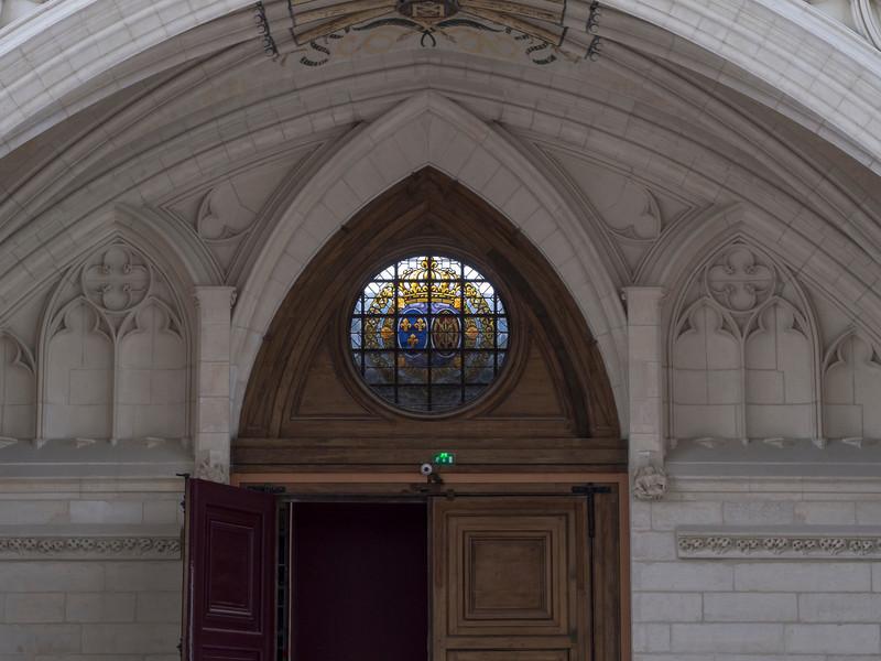 Chapel at Chateau Vincennes.