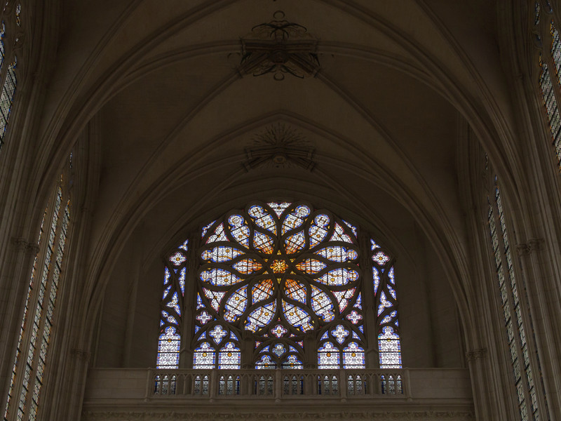 Chapel at Chateau Vincennes.