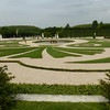 Versailles - part of the enormous gardens.
