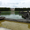 Versailles - one of the many fountains.