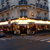 Another of the restaurants along Rue Cler.