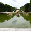 Versailles - one of the fountains, looking back towards the Chateau.