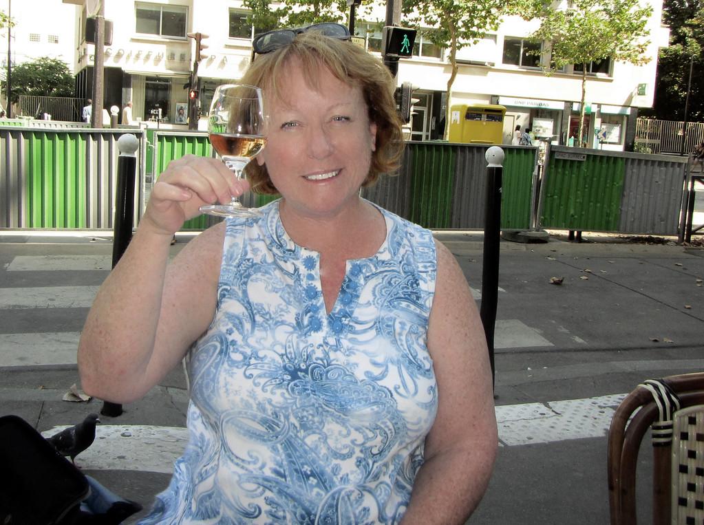 Paris Lunch