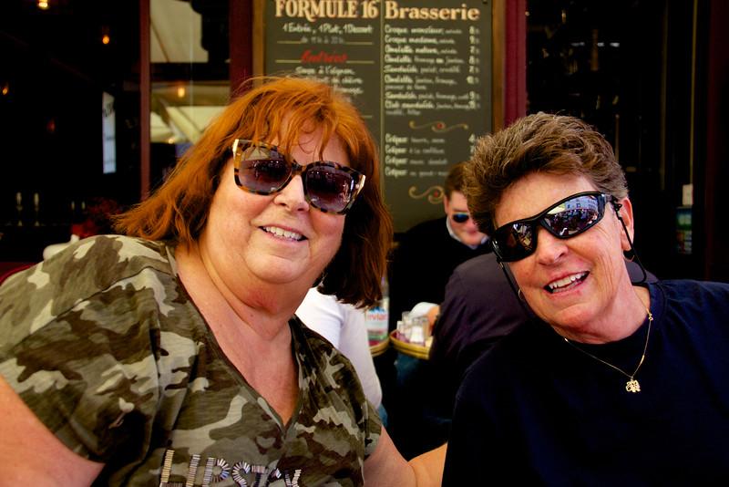Jeri & Jody, Montmartre