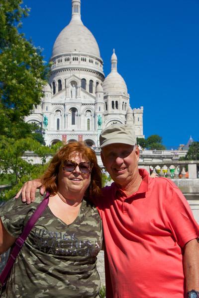Jeri & John, Montmartre
