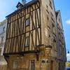 Paris France 2016 Rue Du Grenier sur L'eau
