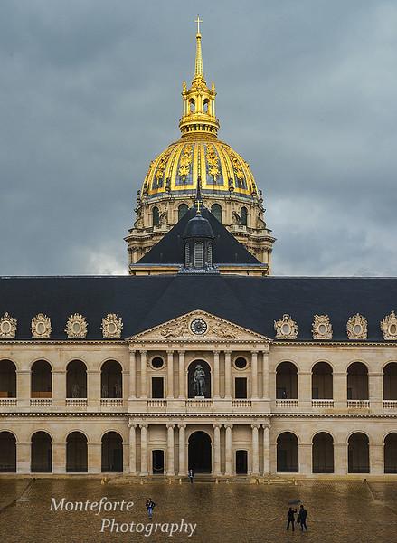 Paris France 2016 Napoleon's Tomb