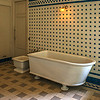 Bathroom in Musee Nissim De Camondo Paris