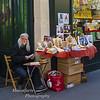 Book seller Paris