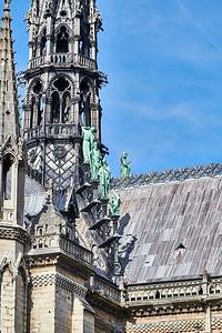 Oct. 4,  2017 - Paris   Left Bank views- Notre Dame  Credit- Robert Altman