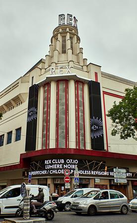 Oct. 5,  2017 - Paris   Rex Theater   Credit- Robert Altman