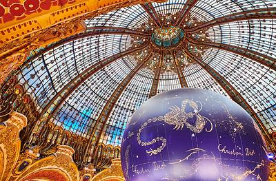 Oct. 5,  2017 - Paris   Grande Boulevards Galerie Lafeyette   Credit- Robert Altman