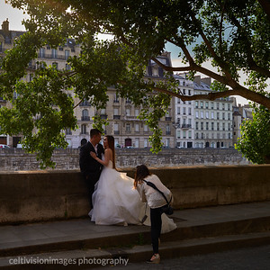 2018_Paris_Wedding picture - Isle St  Louis