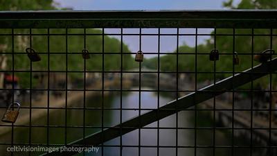 2018_Paris_Locks, Canal St  Martin