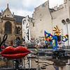 Strawinski-Brunnen (Figur von Niki de Saint Phalle)