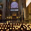 Notre-Dame Innenansicht (12m Rosette)