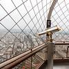 Fernrohr am Eiffelturm