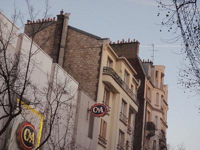 Paris-Barcelona. Cirque again January 2012