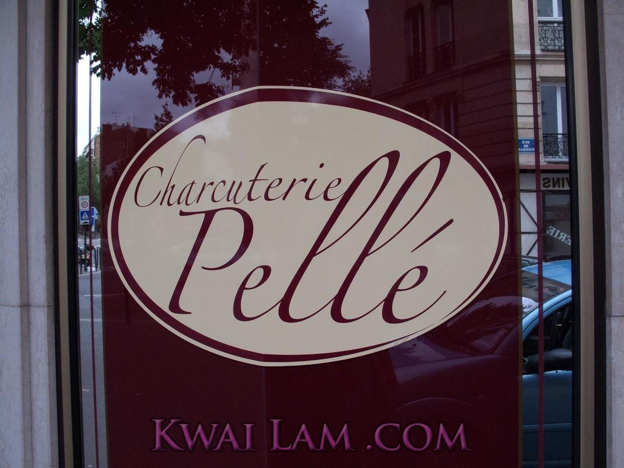 Delectables at Charcuterie Pelle, 13th Arrondisment, Paris.
