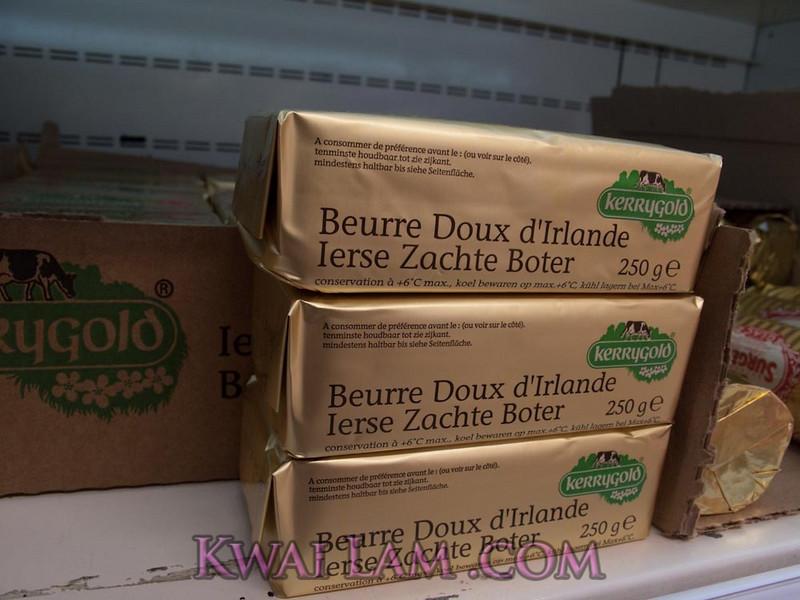 Butter #2: Beurre Doux d'Irelande
