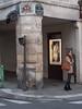 Waiting at Rue de Bercy