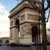 The Arc du Triomphe