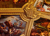 Ceiling close up, Palace at Versailles.