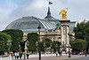 The Grand Palace, a glass-covered beauty built to celebrate the 1900 Paris Exposition.