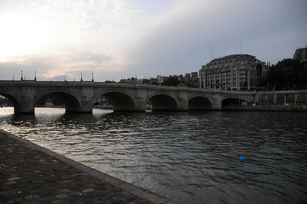 Travel Down the Seine River - July 21, 2009