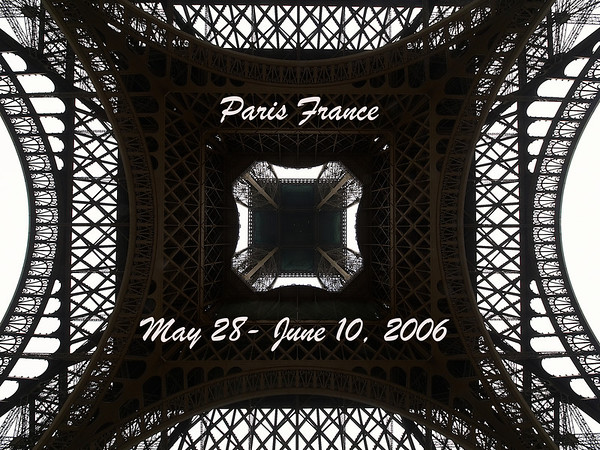 Paris, France- May 28-June 10, 2006