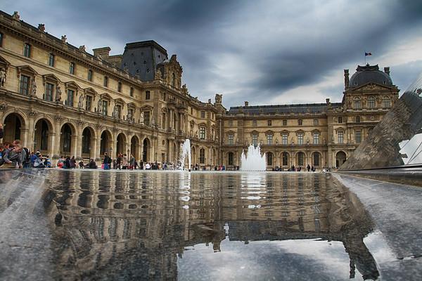 Paris, France Walk About