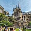 Notre Dame Cathedral (Cathédrale Notre-Dame de Paris)