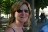 Une belle femme, Luxembourg Gardens, Paris, France