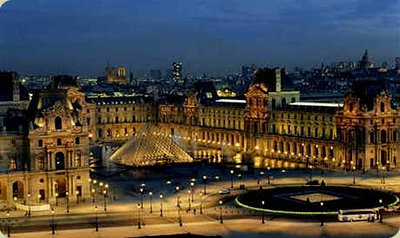 Cool pic but I didn't take it.  Just wanted to show a big pic of The Louvre that I could not get.