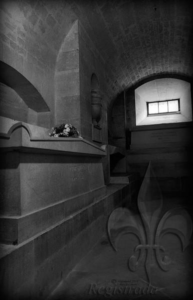 Victor Hugo's crypt