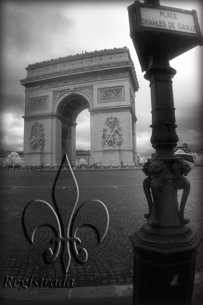 Arc de Triomphe de l'Étoile