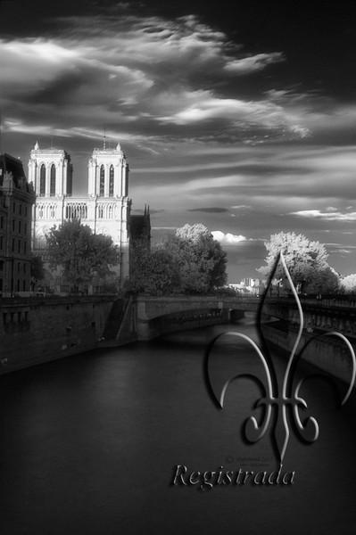 Notre Dame, Seine