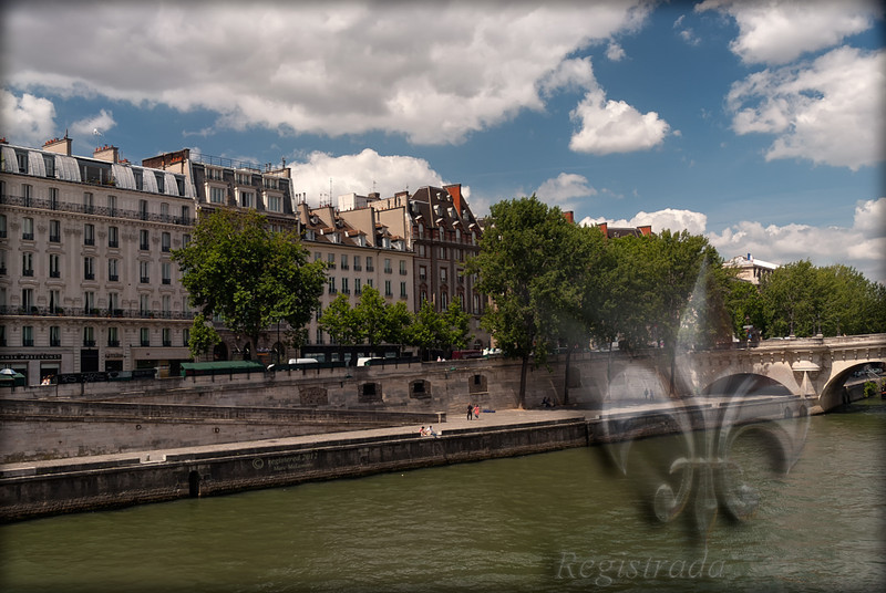 Quai des Grands-Augustins, Pont Neuf