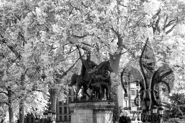 Charlemagne at Notre Dame