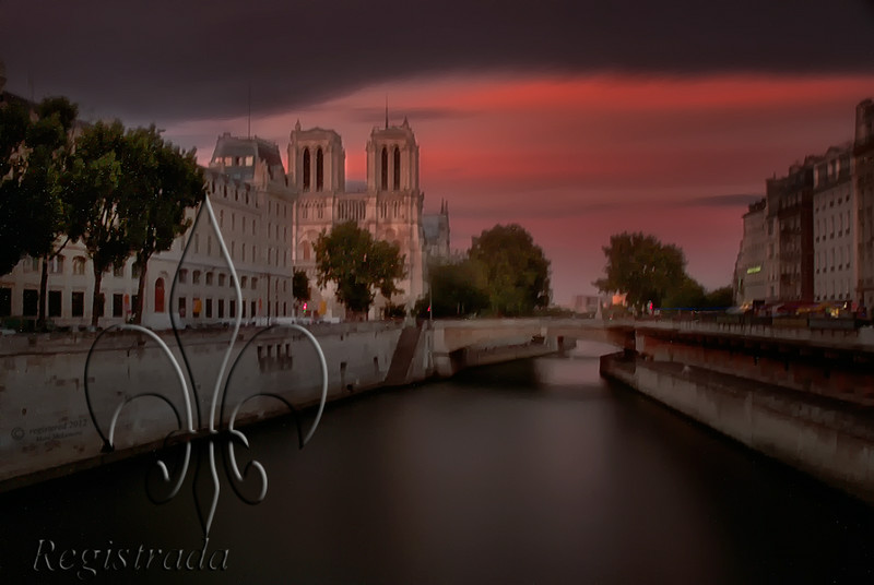 Notre Dame, Seine