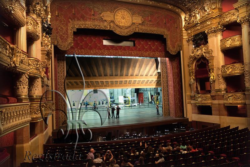 Palais (or Opéra) Garnier