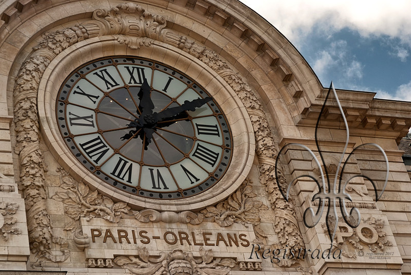 Gare d'Orleans, now Musee d'Orsay