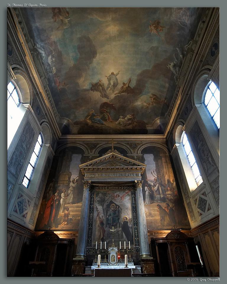 St. Thomas D' Aquin