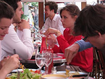 Bar du Marché, rue du Seine