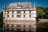 Loire, Chateau d'Azay le Rideau-15